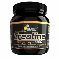 Creatine Mega Caps 1250 (400капс)