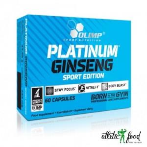 Platinum Ginseng Sport Edition (60капс)