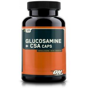 Glucosamine Plus CSA Caps (120капс)