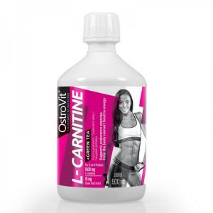 L-carnitine + Green tea (500мл)